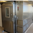 Imperial Brown R223 Indoor Combination Cooler Freezer with Floor 111 x 7612 x 75 Height Top Mount Refrigeration Included