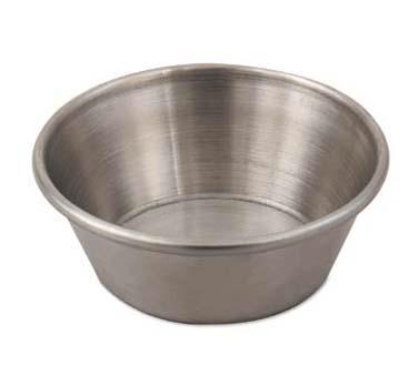 Browne USA 650012 Sauce Cup Metal 112oz stainless steel